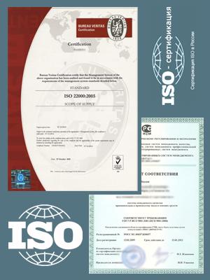 заказать сертификат ИСО 14001 2007 в Тихвине